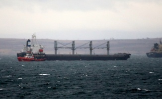 GÜNCELLEME - Marmara Denizi açıklarında gemi kazası