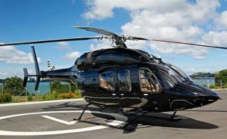 Helikopter kiralamada artış