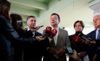 İmamoğlu'dan şehir dışı izinlere 'parti terbiyesi' yorumu
