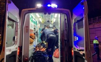 İstanbul'da zincirleme trafik kazasında 4 kişi yaralandı