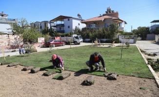 İzmir Menderes'e yeşil dokunuş