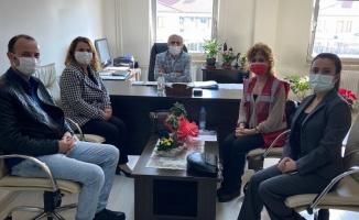 İzmit'te Sosyal Hizmet Uzmanları öğrencilerle buluştu