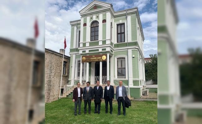 Kalkınma ajansları Ortak Proje-Program Geliştirme Toplantısı Edirne'de yapıldı