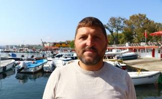 Karadenizli balıkçılar Marmara'da
