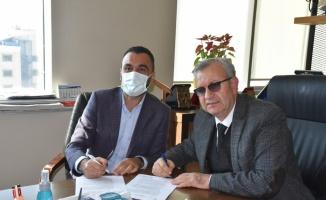 Keşan'da kurulması planlanan çağrı merkezinin protokolü imzalandı