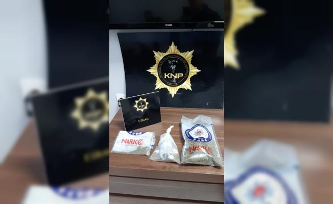 Kırklareli'ndeki uyuşturucu operasyonunda 5 kişi yakalandı
