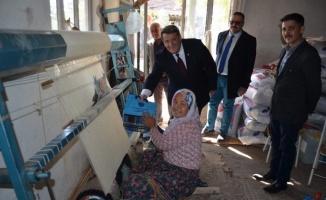Manisa Büyükşehir, Demirci ilçesindeki muhtarları ziyaret etti
