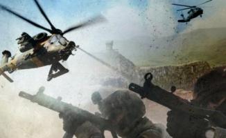 MSB: Pençe-Yıldırım'da 3 terörist havadan etkisizleştirildi