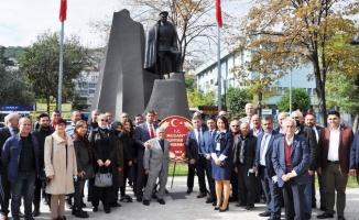 Mudanya'da Muhtarlar Günü kutlandı