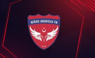 Niğde Anadolu FK gereğini yaptı