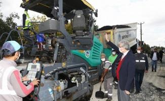 Sakarya Büyükşehir Belediyesi ulaşım çalışmalarını sürdürüyor