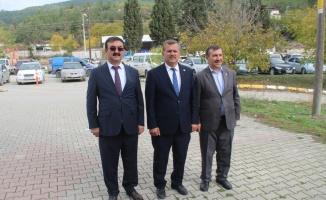 Taraklı'da 19 Ekim Muhtarlar Günü kutlandı