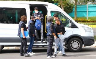 Tekirdağ'da yurt dışına kaçmaya çalışan 5 FETÖ sanığı yakalandı