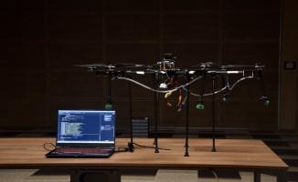 GTÜ'lü üniversiteli gençlerden drone desteğiyle bitki hastalıklarını tespit eden sistem