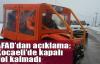 AFAD açıkladı:Kocaeli'de kapalı yol bulunmamaktadır