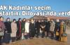AK Kadınlar seçim startını Dilovası'nda verdi