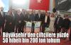 Büyükşehir''den çiftçilere yüzde 50 hibeli bin 200 ton tohum