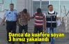 Darıca'da kuaförü soyan 3 hırsız yakalandı