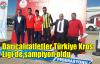 Darıcalı atletler Türkiye Kros Ligi'de şampiyon oldu