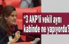 Hürriyet: 3 AKP'li vekil aynı kabinde ne yapıyordu?
