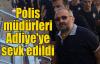 Polis müdürleri Adliye'ye sevk edildi