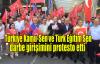 Türkiye Kamu-Sen ve Türk Eğitim Sen darbe girişimini protesto etti