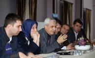 İSU#039;dan vatandaşa bilgilendirme toplantısı