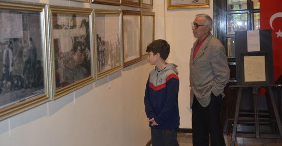 Torunlarına Atatürk'ü anlattılar
