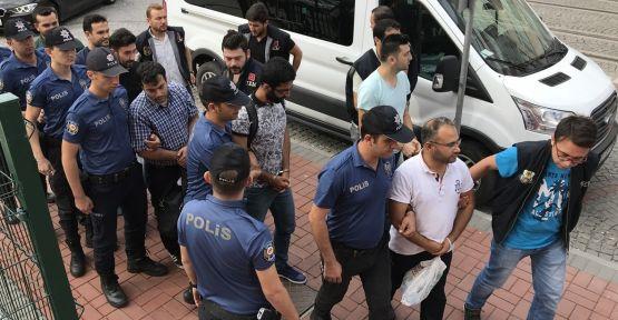 TÜBİTAK Gebze'de 10 kişi hakkında gözaltı kararı
