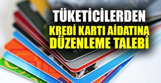 Tüketici örgütlerinden kredi kartı aidatına düzenleme talebi