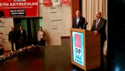 Tarhan: Yerel başarıyı ülke geneline yayacağız