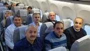 Başkanlar Elazığ'a gitti