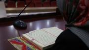 Umre ödüllü Kur'an-ı Kerimi Tecvidli okuma yarışması