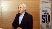 Sağlık: İSU'yu Türkiye'nin en iyi kurumu yapmak istiyoruz
