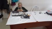80 yaşındaki Esma teyze hayaline kavuştu
