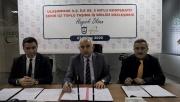 UlaşımPark'tan 5 No'lu Kooperatif ile Ortak Havuz anlaşması