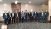 Saadet Partisi, Lastik İş Sendikası'nı ziyaret etti