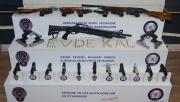 Kocaeli'de havaya silahla ateş açan 25 kişiye işlem yapıldı