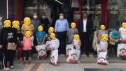 Çocukların bayram hediyesi KADEF'ten