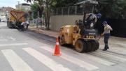 Gebze'de bakım-onarım çalışmaları devam ediyor