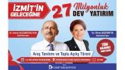 Kılıçdaroğlu ve Akşener toplu açılışlara geliyor