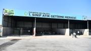 Çayırova Belediyesi Atık Getirme Merkezi hizmete girdi