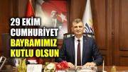 Sezer: 29 Ekim Cumhuriyet Bayramımız kutlu olsun