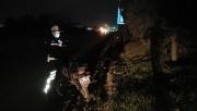 Gebze'de bariyere çarpan motosikletin sürücüsü yaralandı