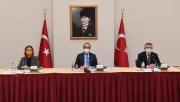Vali Seddar Yavuz başkanlığında istişare toplantısı yapıldı