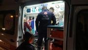 Gebze'de yangına müdahale etmeye çalışan ev sahibi yaralandı