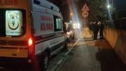 Gebze'de, parkta darp edilen zihinsel engelli kişinin dedesi bıçakla yaralandı